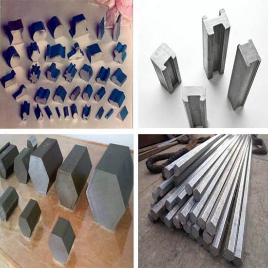 Various Shapes of Cold Drawn Steel Bar Use for Parts