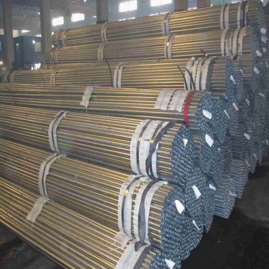 Round Cold Rolled Steel Tube for Furniture