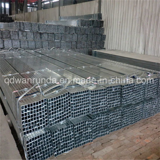 Od: 19mm Galvanized Steel Pipe for Furniture