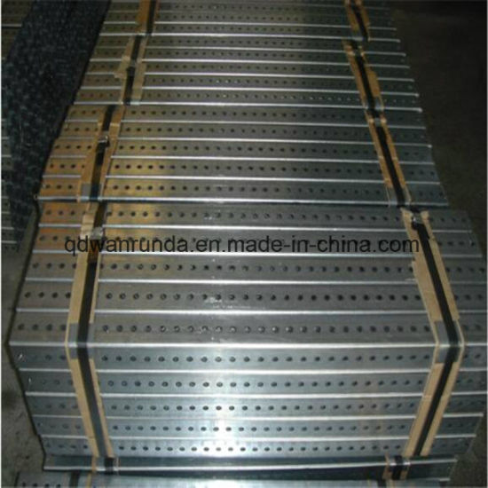 Perforated and Telescoping Galvanized Square Tube
