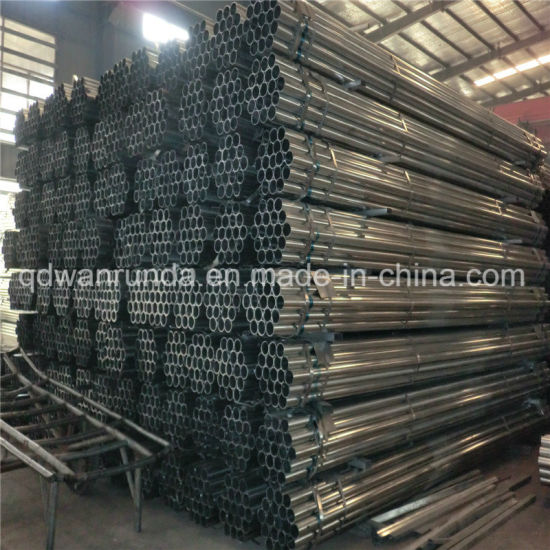 Galvanized Steel Tube Application for Garden Steel Fence