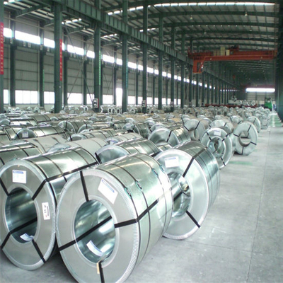 Cold Rolled Galvanized Steel Plate with Good Quality