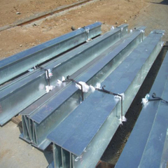Hot DIP Galvanized T Shape Steel Section
