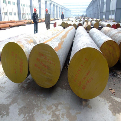 Round Steel Solid Bar for Seamless Steel Pipe