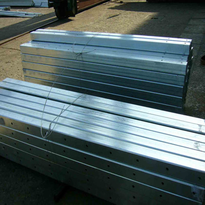 Hot DIP Galvanized Square Tube with Holes for Frame