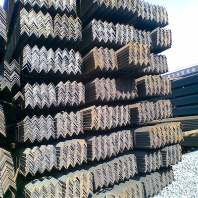 Carbon Steel Angle Bars Use for Steel Frame
