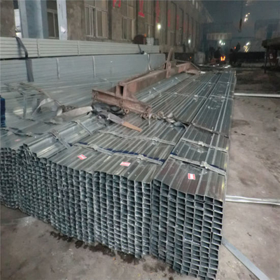80X80mm Galvanized Steel Pipe for Automotive