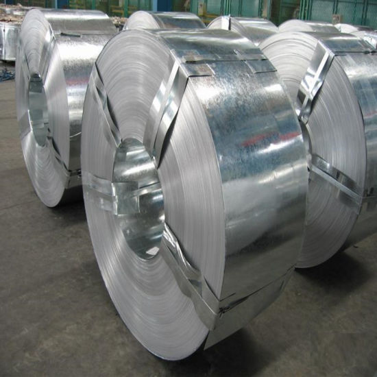 Hot DIP Galvanized Steel Coil for Pipe Making