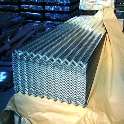 Galvanied Corrugated Roofing Sheet Building Material