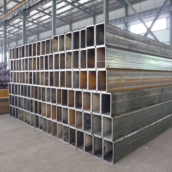 Black Anealed Steel Hollow Section for Steel Structure