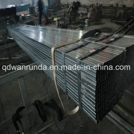 Good Quality Surface Square Galvanized Pipe