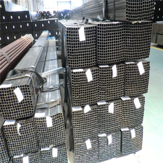 ERW Steel Hollow Section (80X80mm X 5mm X 6M)