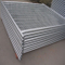 Galvanized Steel Rail Fence Use for Road Barrier