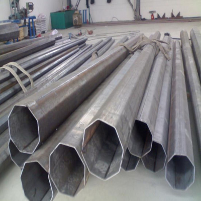 Octagon Shape Welded Steel Pipe