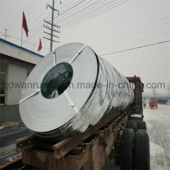 Thickness: 0.3-2.5 Mm Galvanized Steel Strip For making Pipe