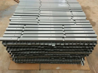Steel Rack/Metal Rack/Metal Support with Plastic Coated Surface