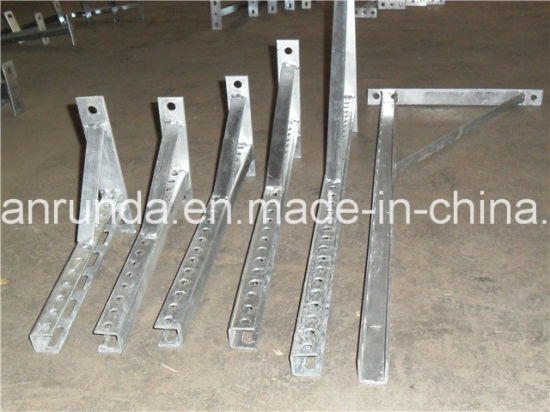 Galvanized U-Steel/C-Steel Use for Photovoltaic Holder