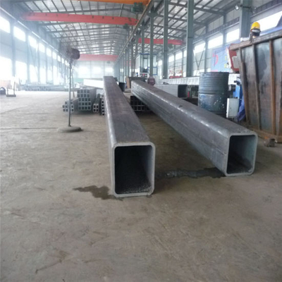 Square Seamless Steel Pipe with Thick Wall