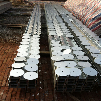 Galvanized Small Round Sheet for Fabrication