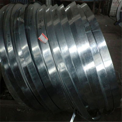 Narraw Steel Strip with Galvanized Surface for Pipe Making