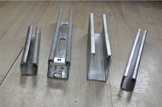 "Q235 Mild Steel Struct Steel Channel ""C"" Shape"