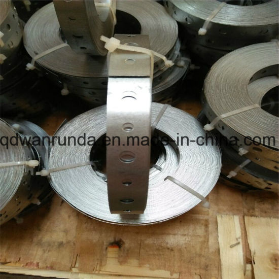 100′ Steel Hanging Strap with Galvanizing Surface