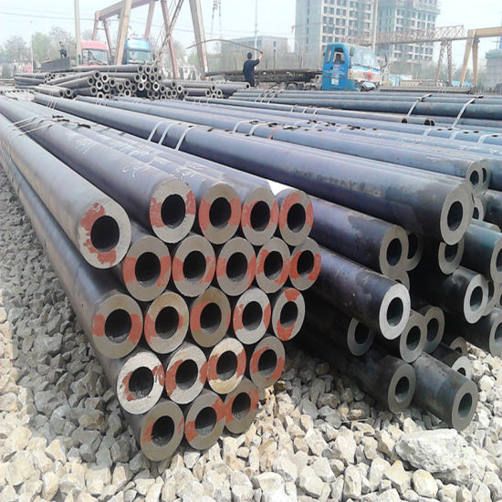 Seamless Steel Tube for Boiler, Bridge, Machine