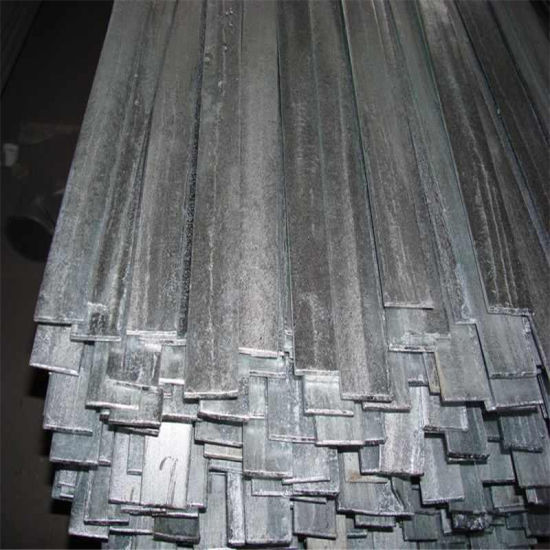 Hot Dipped Galvanized Flat Bar